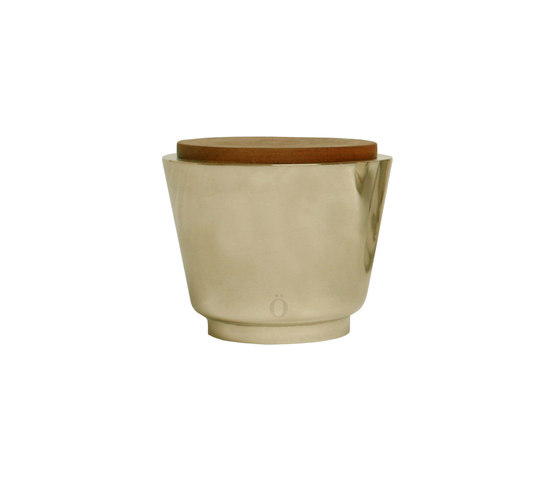 Scents Collection - Pottery Burn Small - brass de Stabörd | Candelabros