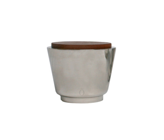 Scents Collection - Pottery Burn Small - steel de Stabörd | Candelabros