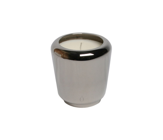 Scents Collection - Pottery Burn Medium - steel by Stabörd | Candlesticks / Candleholder