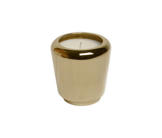 Scents Collection - Pottery Burn Medium - brass by Stabörd | Candlesticks / Candleholder
