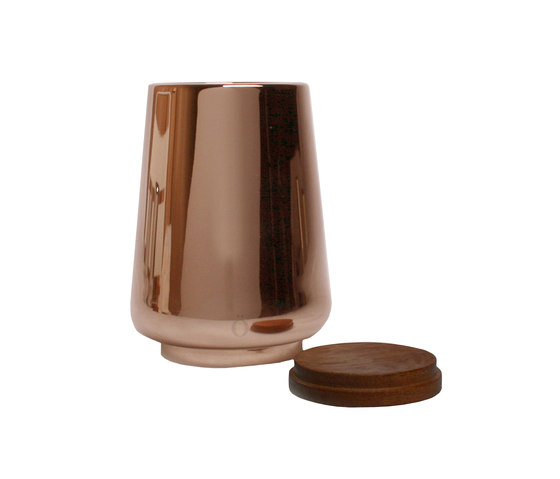 Scents Collection - Pottery Burn Large - copper de Stabörd | Candelabros