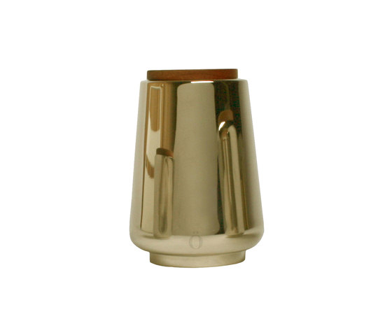 Scents Collection - Pottery Burn Large - brass de Stabörd | Candelabros