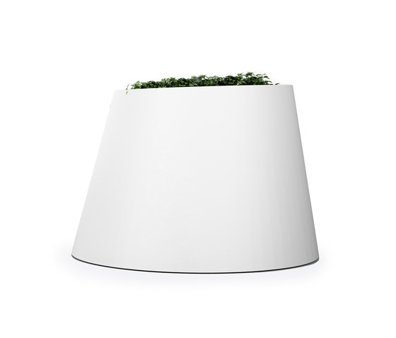 Conee L by Systemtronic   Plant pots