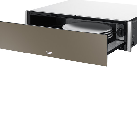 Frames by Franke Warming Drawer FS DRW 14 Stainless Steel Glass Champagne by Franke Kitchen Systems | Ovens