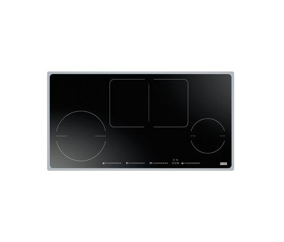 Frames by Franke Hob FHFS SY 864 2I 1FLEX ST BK Stainless Steel Glass Black by Franke Home Solutions | Hobs