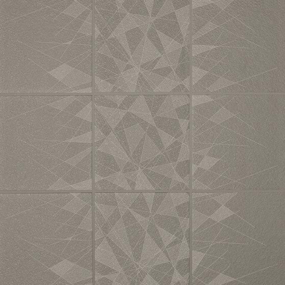 Warp Light Grey by LIVING CERAMICS | Ceramic tiles
