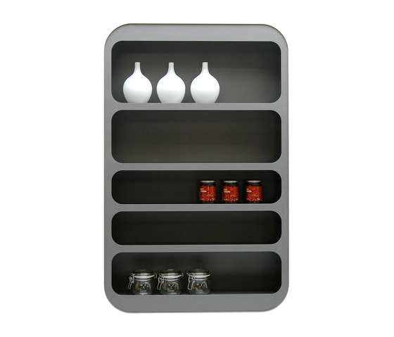 SR02 Shelf di olaf riedel | Scaffali