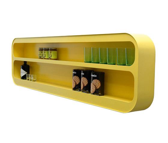 SR03 Shelf de olaf riedel | Estantería