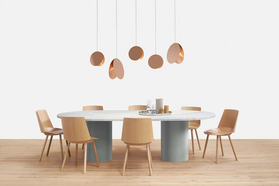 Hiroki by e15 | Dining tables