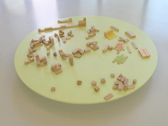 Pedana di PLAY+ | Tavoli infanzia