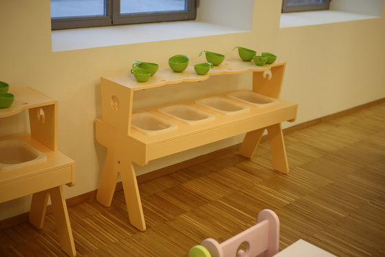 Play structure by PLAY+ | Play furniture
