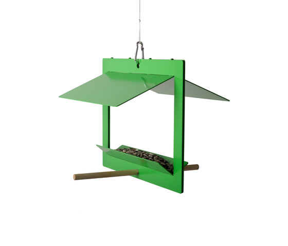 birdhouse DIN A4 di olaf riedel | Nidi uccelli