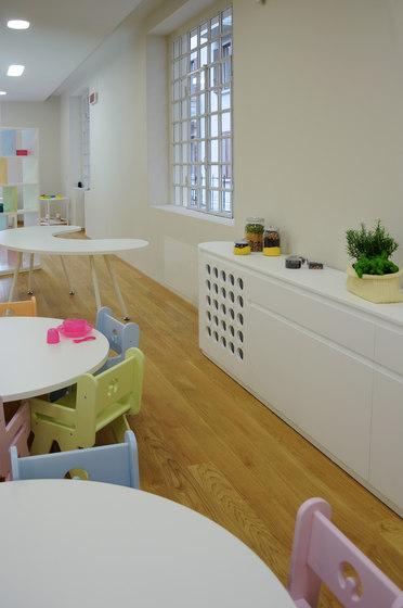 Mobile pranzo di PLAY+ | Contenitori infanzia