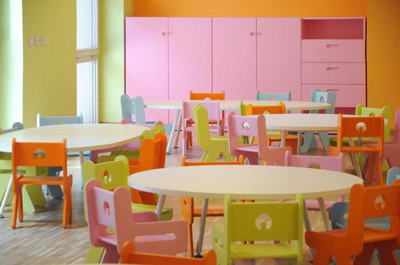 Lunch cabinet de PLAY+   Meubles rangement enfant
