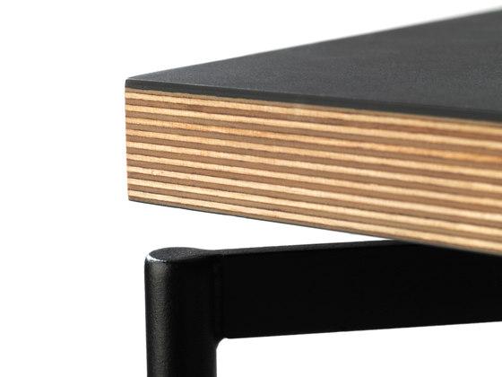 BLACKBOX barstool di JENSENplus | Sgabelli bar