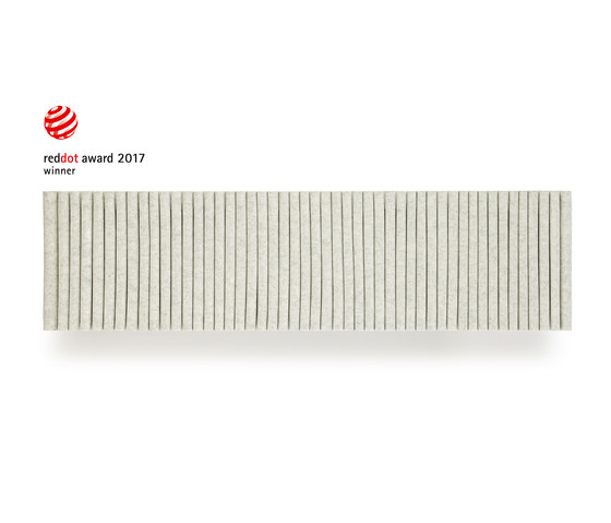 Wave wall module by HEY-SIGN | Wall panels