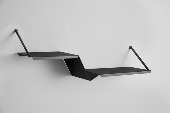 Fold Shelf by WOUD | Shelving