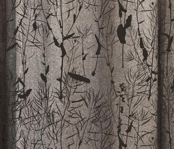Kurage Acoustic Curtains | Traces Of Yellow de Kurage | Sistemas de textil