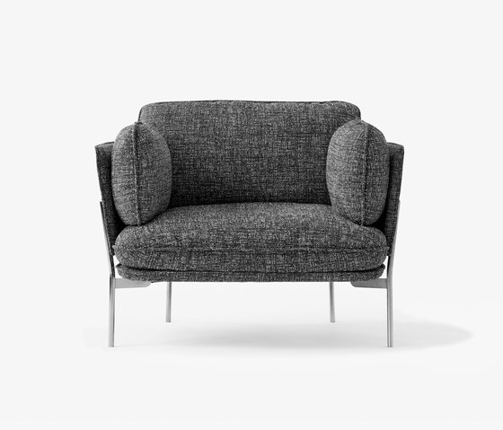 Cloud One Seater LN1 sonar by &TRADITION | Armchairs