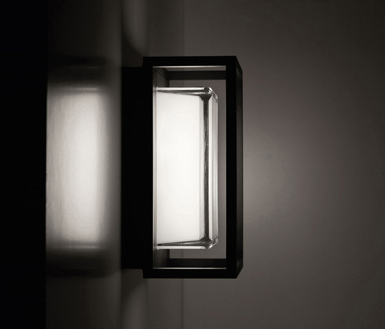 Montur M LED by Delta Light | Outdoor wall lights