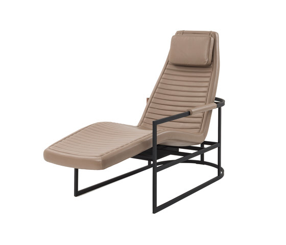 James Chaise by Stellar Works | Chaise longues