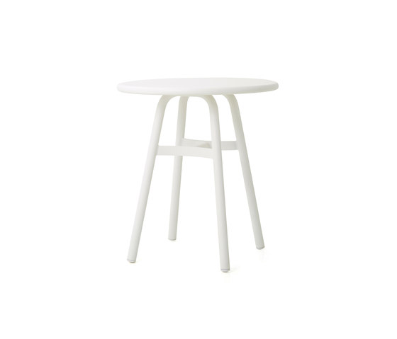 Ming Aluminium Café Table by Stellar Works | Side tables