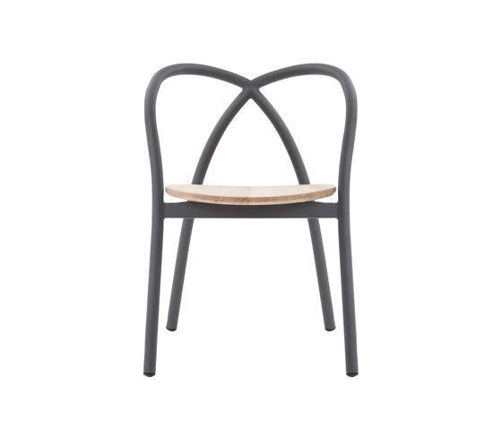 Ming Aluminium Chair II by Stellar Works | Chairs
