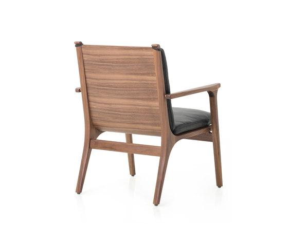 Rén Lounge Chair Small de Stellar Works | Fauteuils