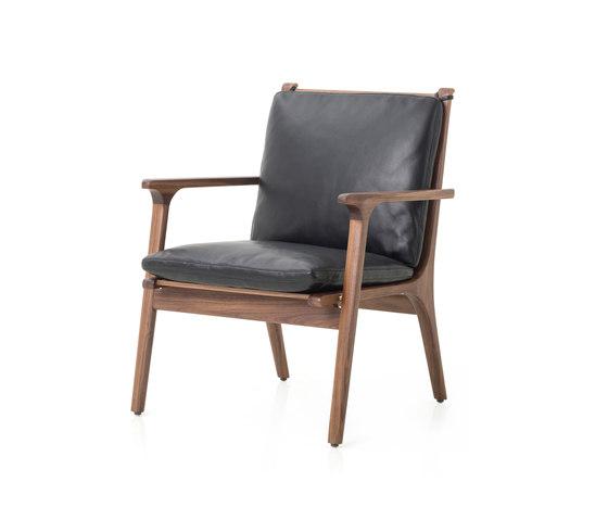 Rén Lounge Chair Small von Stellar Works | Sessel