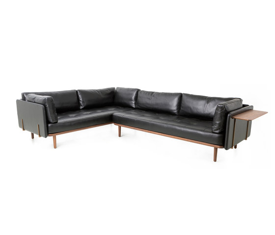 Utility Sofa Three Sides by Stellar Works | Lounge sofas