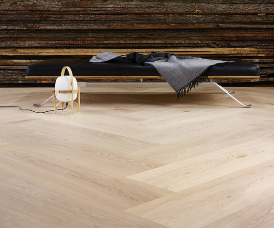 GrandPattern | Herringbone by DINESEN | Wood flooring