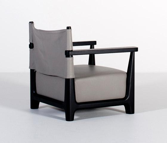 Abi fauteuil by Van Rossum | Armchairs