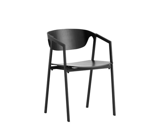 S.A.C. Dining Chair by WOUD | Chairs