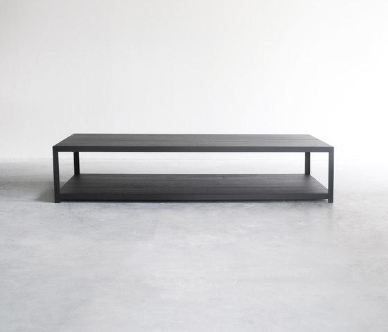 Two coffee table von Van Rossum | Couchtische