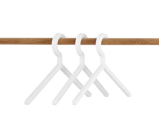 Illusion Hanger von WOUD | Kleiderbügel