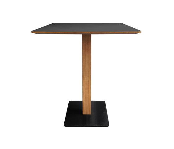 Modul Plus Tisch quadratisch von KFF | Cafeteriatische