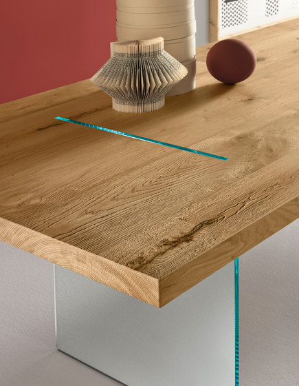 Tavolante Aged oak by Tonelli | Dining tables
