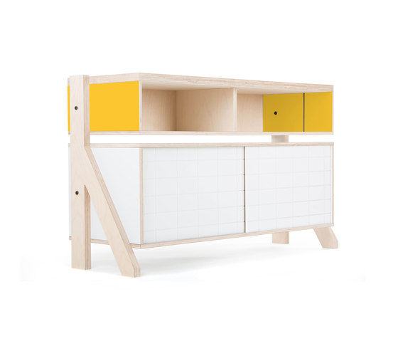 Frame Sideboard 02 Small by rform | Sideboards