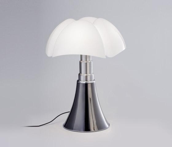 Pipistrello Titanio di martinelli luce   Lampade tavolo