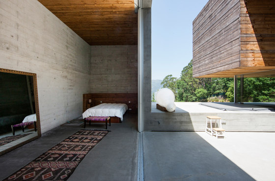 Doorstep level with the floor by OTIIMA | Patio doors