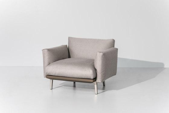 Boma club armchair di KETTAL | Poltrone da giardino
