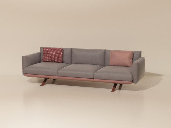 Boma 3 seater sofa von KETTAL | Sofas