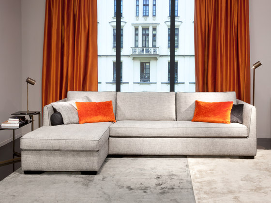 Gastsby-Style Sofa, Longchair di Christine Kröncke   Divani