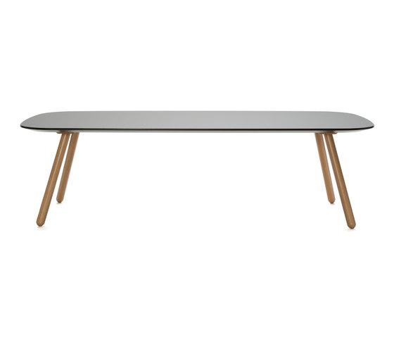 Bondo Wood di Inno | Tavolini bassi