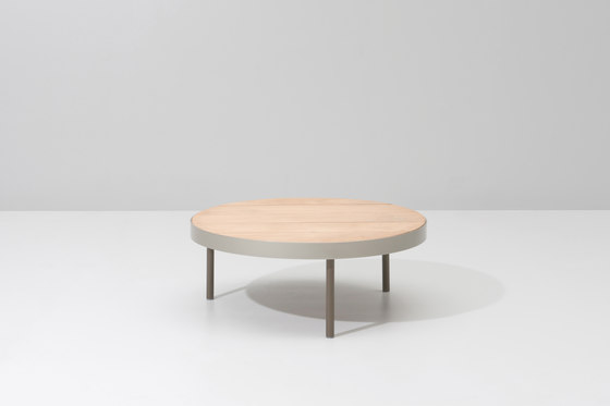Boma coffee table ø 91 by KETTAL | Coffee tables