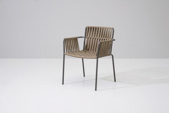 Net dining armchair von KETTAL | Gartenstühle