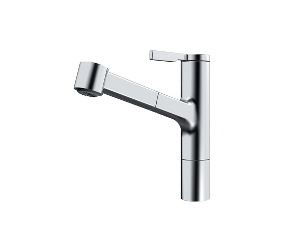 Frames by Franke Pull Out Spray - FS TL SP CHR Chrome by Franke Kitchen Systems | Kitchen taps