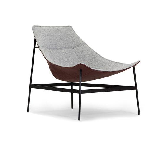 Montparnasse Easy Chair de OFFECCT | Fauteuils d'attente