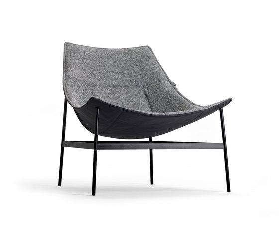 Montparnasse Easy Chair di OFFECCT | Poltrone lounge