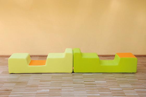 Giù&Su® by PLAY+ | Kids stools